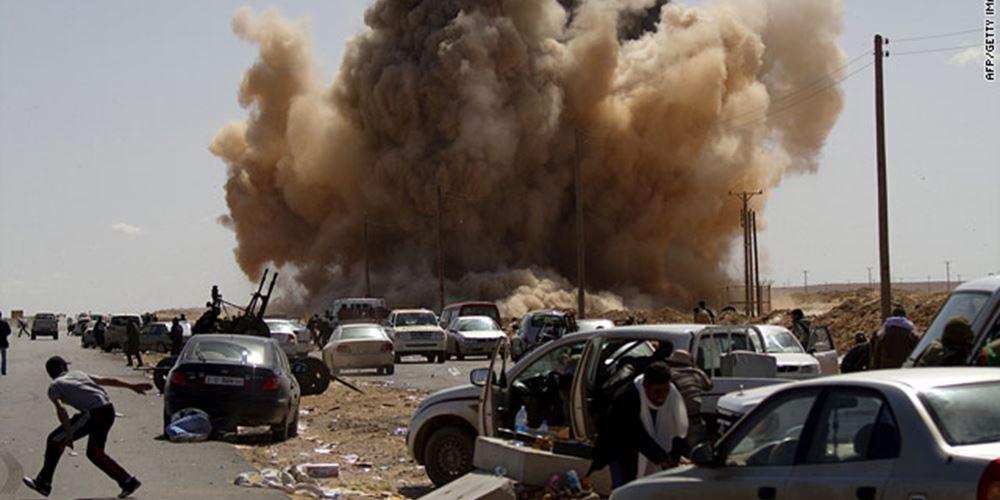 """Λιβύη-ΕΕ: Δέκα ΜΚΟ καλούν την Ευρώπη """"να αναθεωρήσει κατεπειγόντως"""" τη μεταναστευτική πολιτική της"""