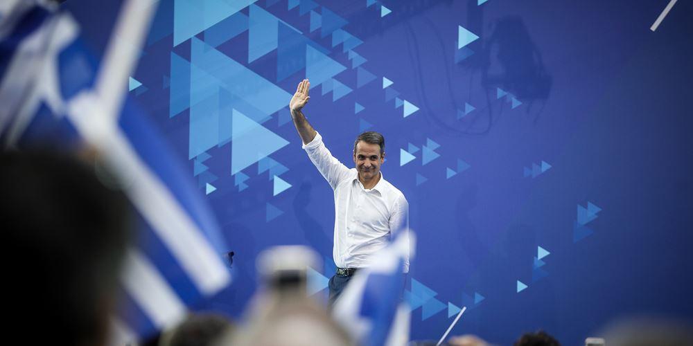 Κ. Μητσοτάκης: Το δίλημμα ζητάει καθαρή λύση: Με τη ΝΔ του αύριο ή με τον ΣΥΡΙΖΑ του χθες