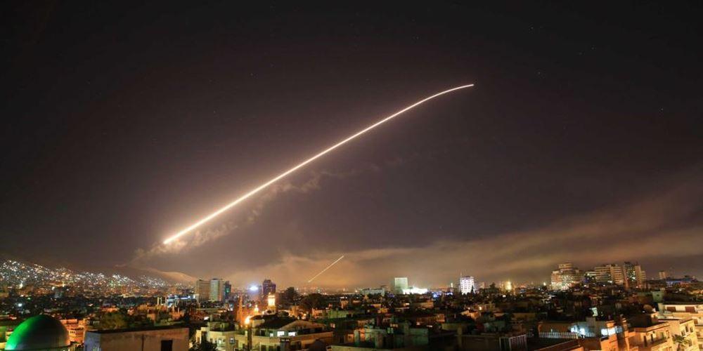 Συρία: Αποκρούστηκε ισραηλινή πυραυλική επίθεση στην Ταλ Αλ Χάρα