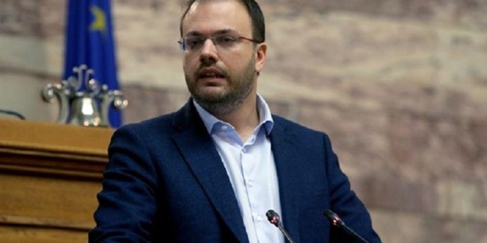 Θεοχαρόπουλος: Η επιλογή στις εκλογές θα είναι ή ένα προοδευτικό ή ένα συντηρητικό σχέδιο