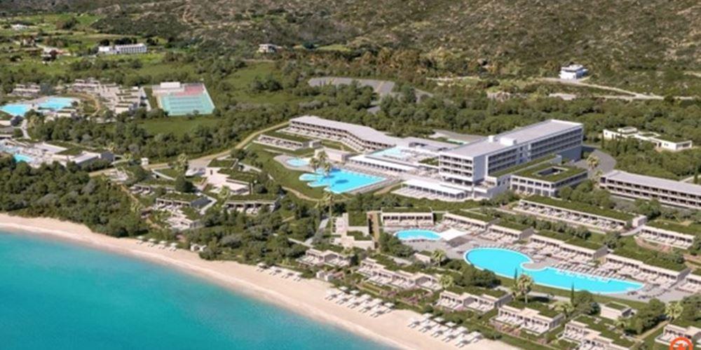 Προχωρούν οι εργασίες για το νέο resort των 100 εκατ. της Ikos στην Κω