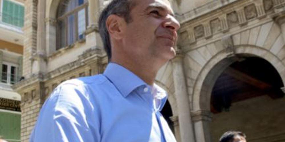 Κ. Μητσοτάκης από την Κρήτη: Ξέρουμε πώς θα φέρουμε πολλές καλές δουλειές στον τόπο μας