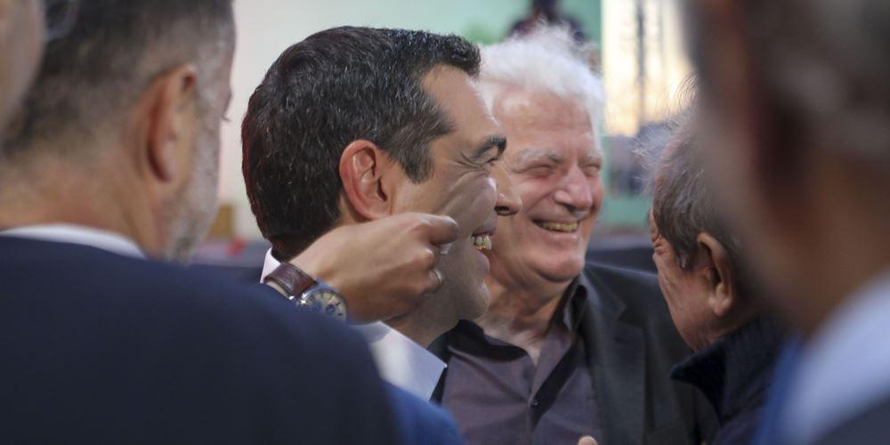 Θεσσαλονίκη: 25 προσαγωγές, έξι συλλήψεις στο περιθώριο της ομιλίας Τσίπρα