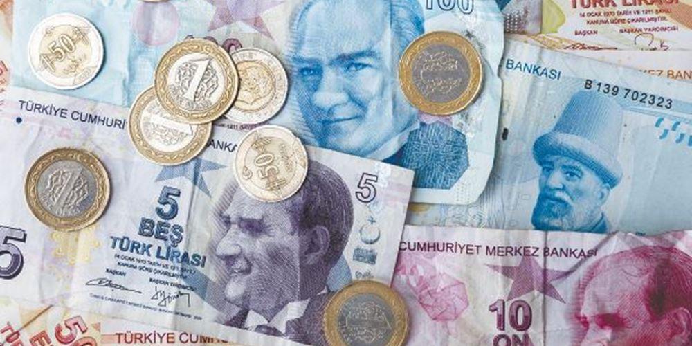 Η Τουρκία στις πέντε χώρες με τον μεγαλύτερο κίνδυνο χρεοκοπίας