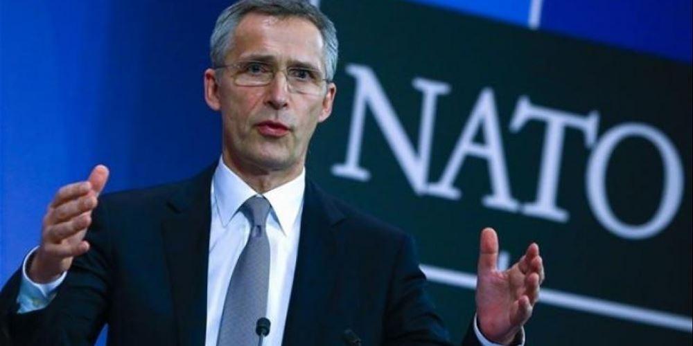 """Στόλτενμπεργκ: Το ΝΑΤΟ δεν επιθυμεί την απομόνωση της Ρωσίας, ούτε ένα νέο """"ψυχρό πόλεμο"""""""
