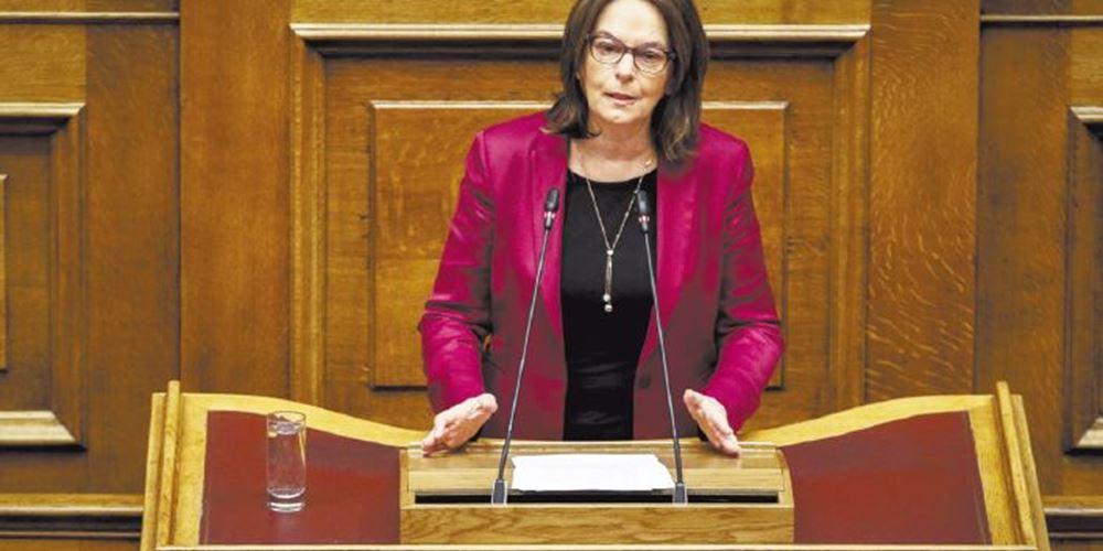 Παπανάτσιου: Η ρύθμιση των 120 δόσεων απευθύνεται σε όλους τους φορολογούμενους