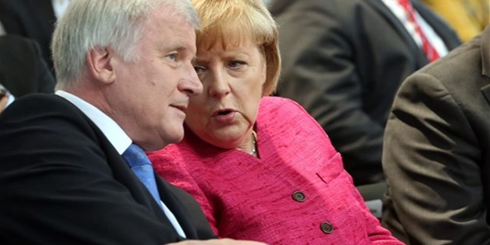 Συμφώνησαν Μέρκελ - Ζεεχόφερ