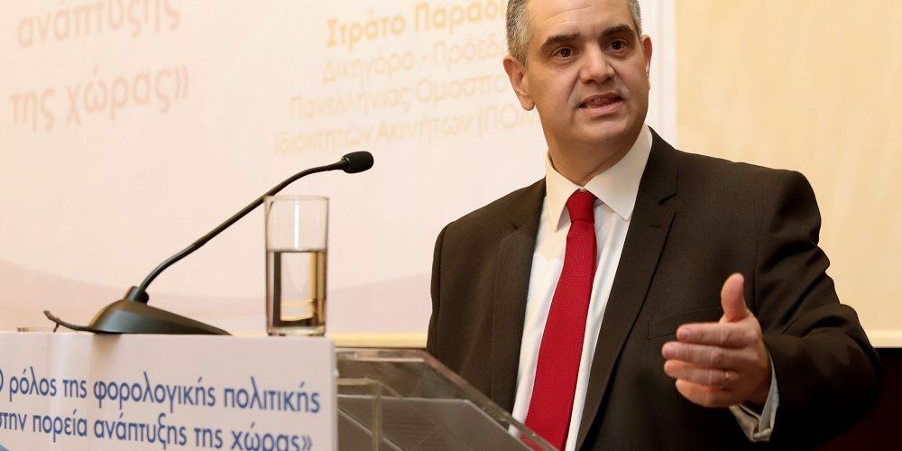 Β. Σπανάκης: Η έξοδος από την κρίση δεν είναι μια επικοινωνιακή διαδικασία