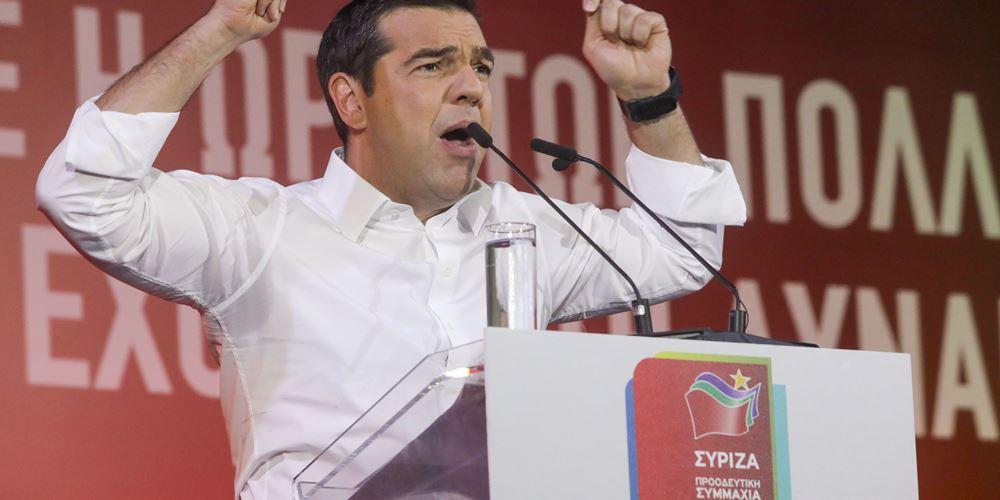 Τσίπρας μίλησε σε Θεσσαλονίκη και για τη Συμφωνία των Πρεσπών