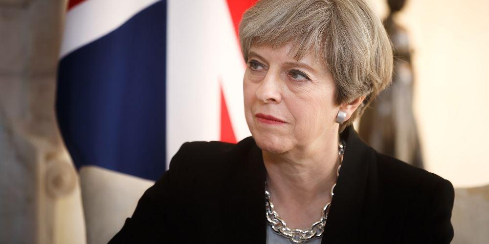 Μέι: Ύστατη προσπάθεια για να περάσει το Brexit