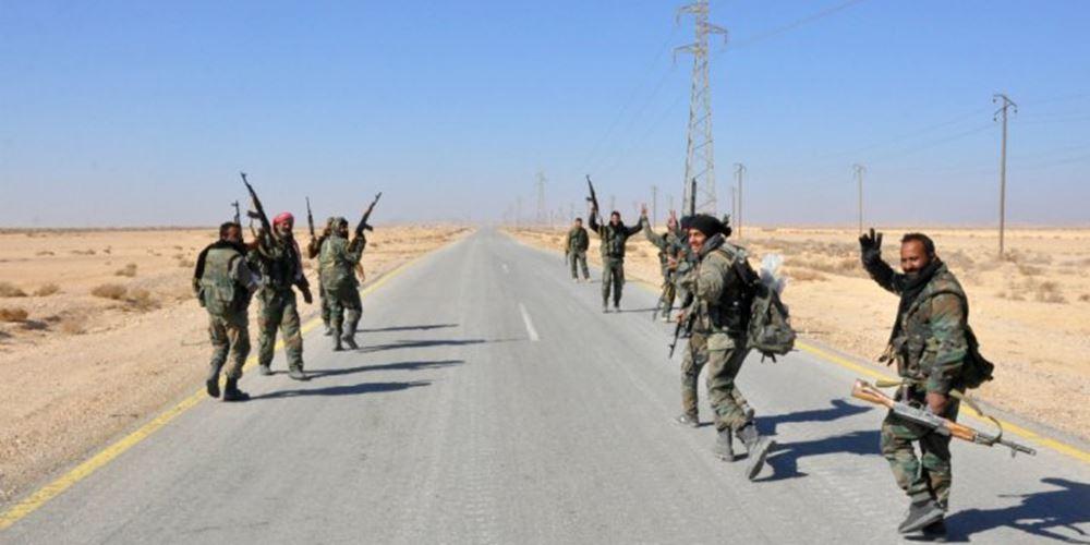 Πληροφορίες ότι έπεσε το τελευταίο οχυρό του ISIS στη Συρία
