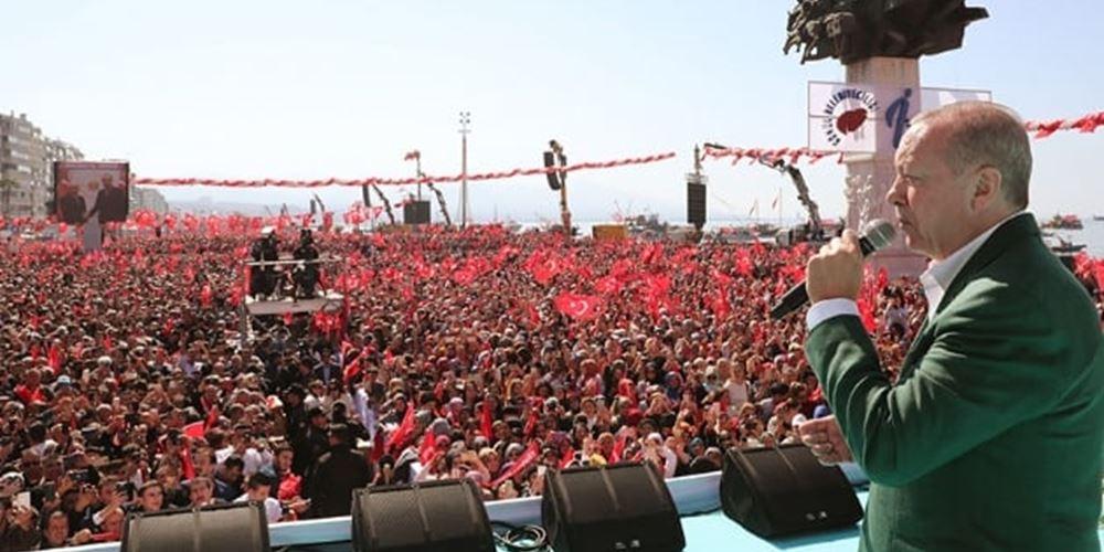 Ερντογάν: Δεν έγινε καμία γενοκτονία από την πλευρά της Τουρκίας