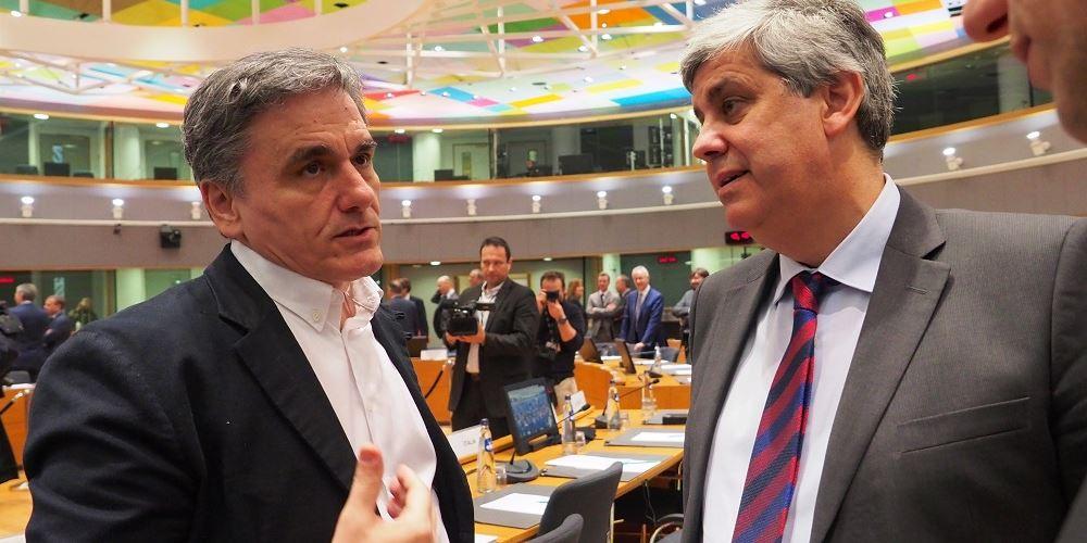 """Εγκρίθηκε από τοEurogroupη """"δόση"""" των 978 εκατ. ευρώ"""