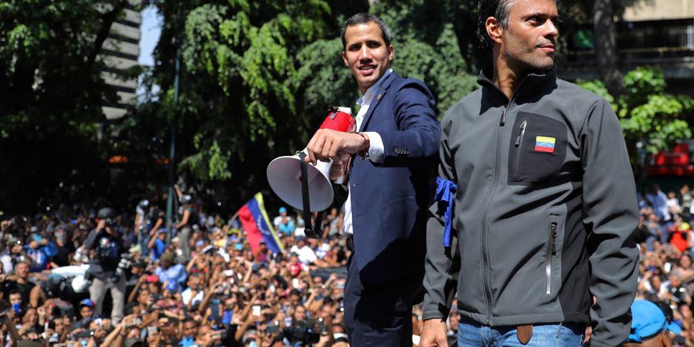 Βενεζουέλα: Στην πρεσβεία της Ισπανίας κατέφυγε ο Λ. Λόπεζ