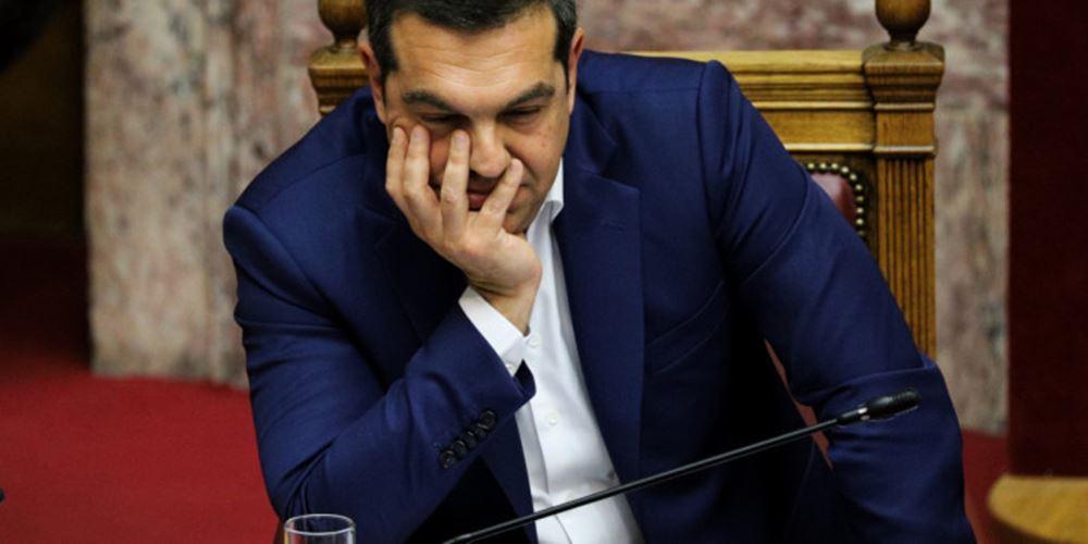 """Εν αναμονή των αποτελεσμάτων η Κυβέρνηση- """"Μέτωπο"""" με τους δημοσκόπους"""