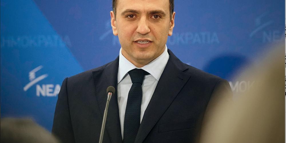 Β. Κικίλιας: Ο κ. Τσίπρας απέδειξε ότι δεν υπολογίζει τους Έλληνες