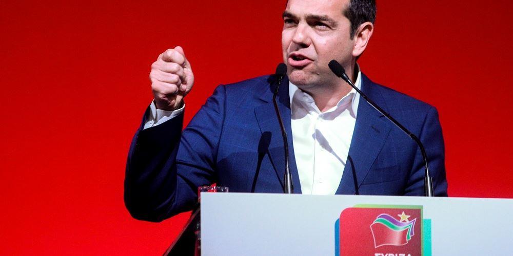 """Ο Τσίπρας δίνει ...μισή υπόσχεση προεκλογικά για """"14η σύνταξη"""""""