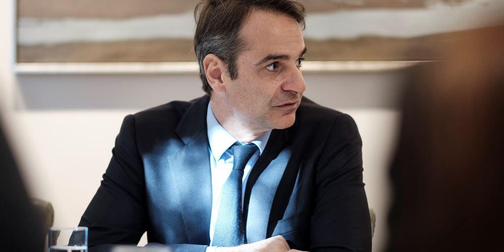Κ. Μητσοτάκης στο CNBC: Η ΝΔ θα αρχίσει να μειώνει τους φόρους ένα μήνα μετά την εκλογή της