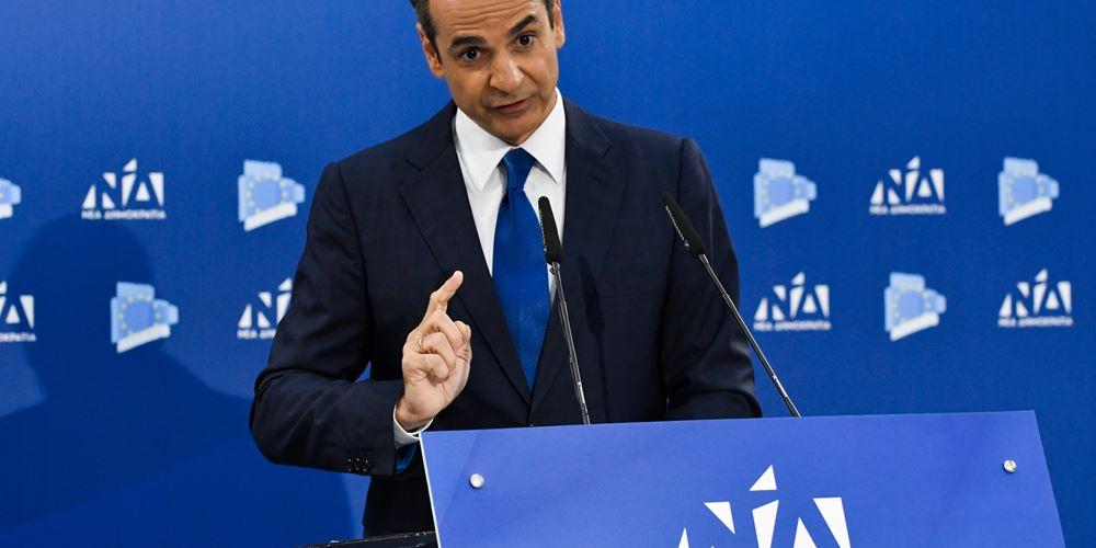 Κ. Μητσοτάκης: Υπό κανονικές συνθήκες, μία νίκη της ΝΔ σημαίνει παραίτηση Τσίπρα