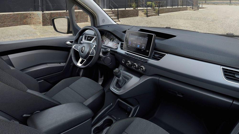 H Renault παρουσιάζει τα νέα Kangoo και Express