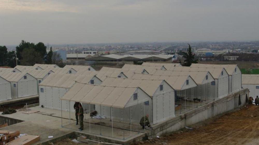 Θεσσαλονίκη: Νέα συστήματα ασφαλείας αναμένεται να τοποθετηθούν στο κέντρο φιλοξενίας προσφύγων στα Διαβατά
