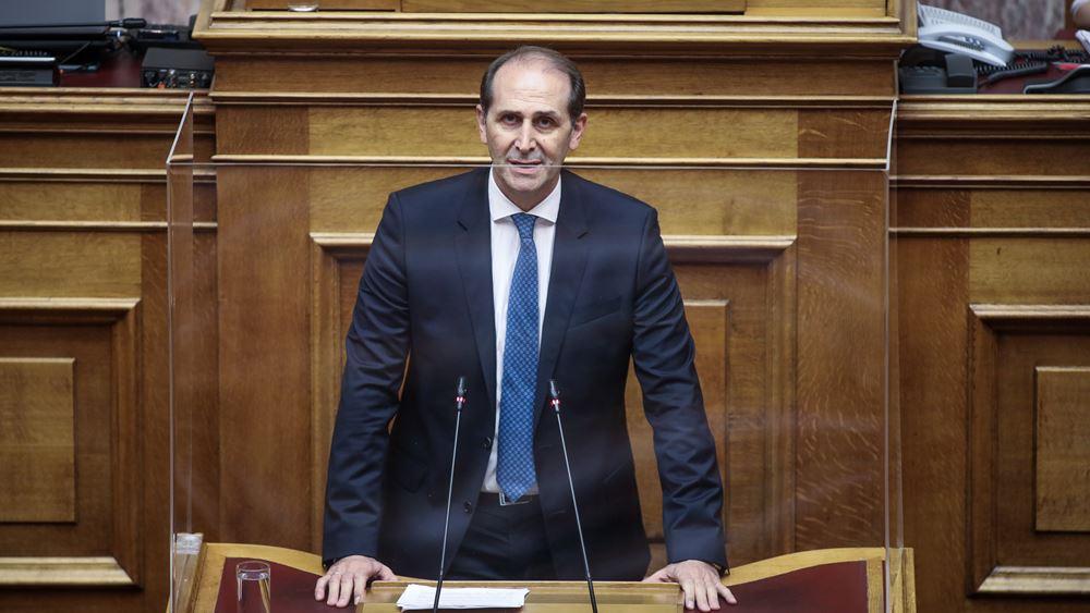 Βεσυρόπουλος: Η κυβέρνηση συνεχίζει με παρεμβάσεις προκειμένου να διευκολυνθεί η επιστροφή στην κανονικότητα