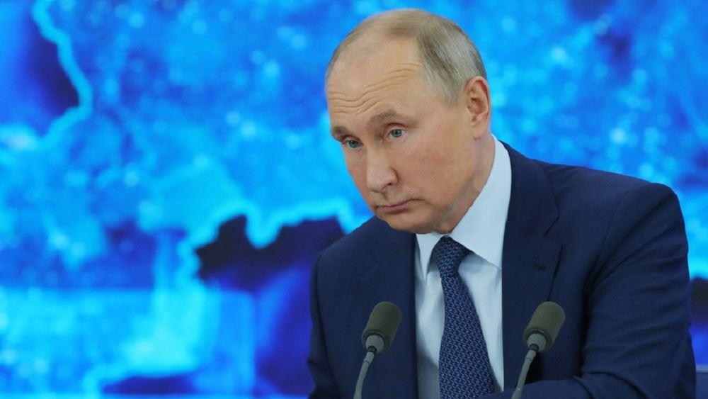 Πούτιν: Το Ναγκόρνο Καραμπάχ από άποψη διεθνούς δικαίου είναι τμήμα του Αζερμπαϊτζάν