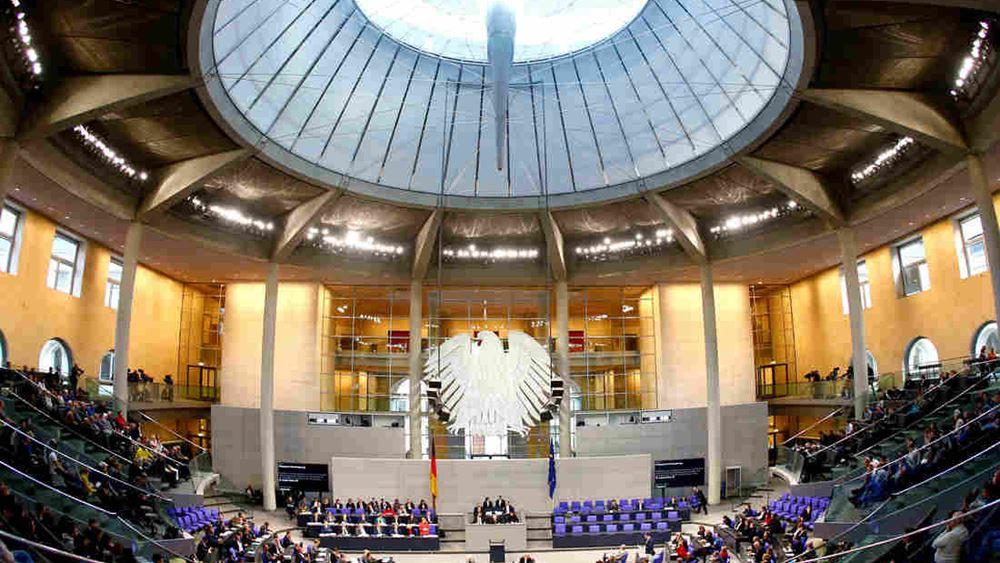 Γερμανία: Πάγωσε το κοινοβούλιο την ώρα που συζητούσε για την κλιματική αλλαγή