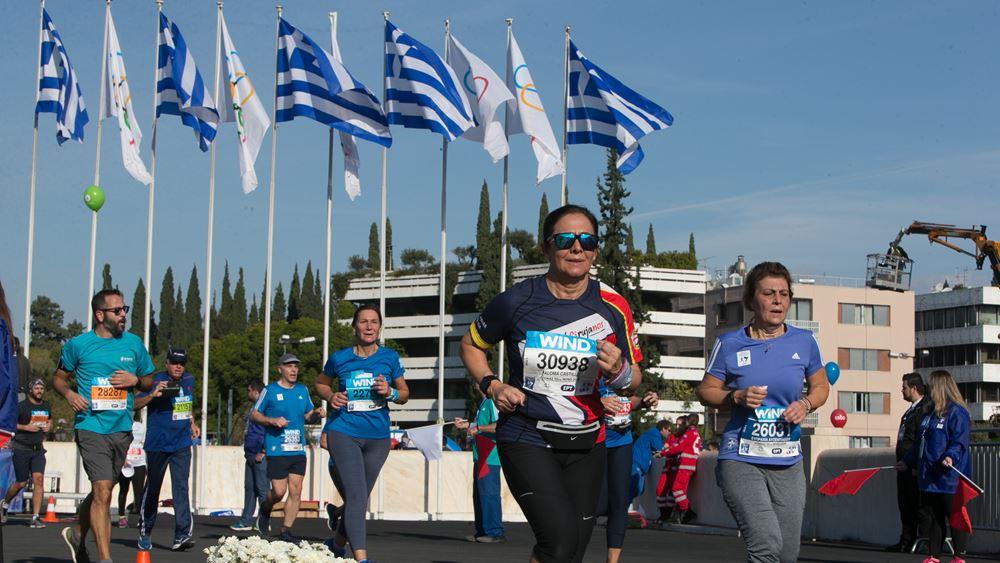 Κυκλοφοριακές ρυθμίσεις αύριο στην Αθήνα λόγω του Ημιμαραθώνιου Δρόμου