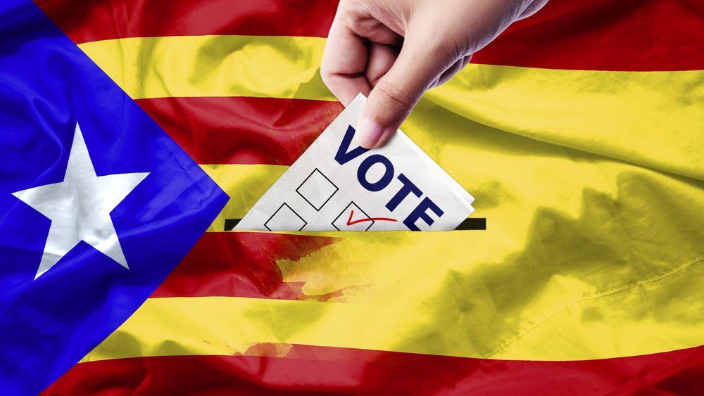 Καταλονία: Αποφασισμένοι να προχωρήσουν στο δημοψήφισμα οι αυτονομιστές