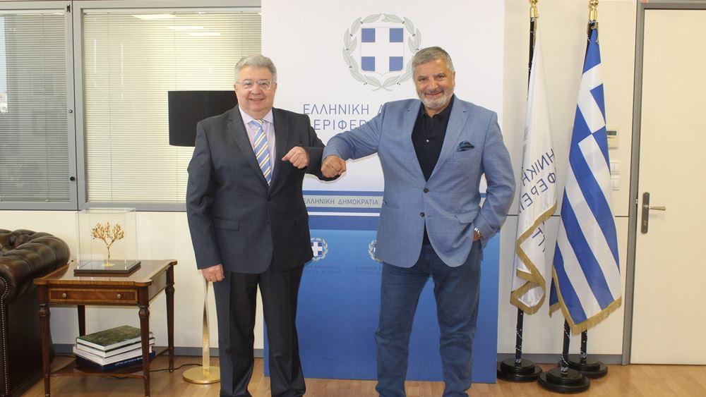 Γ. Πατούλης: Στόχος μας η εποικοδομητική συνεργασία και η ενδυνάμωση των σχέσεων με τους Έλληνες της Ομογένειας