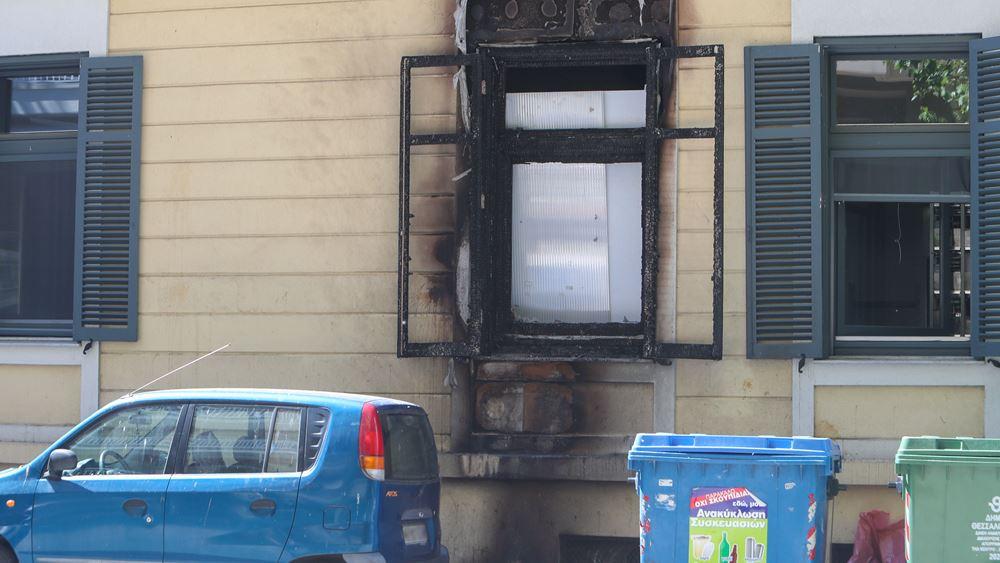 Επίθεση με γκαζάκια στο Γερμανικό Ινστιτούτο Goethe στη Θεσσαλονίκη