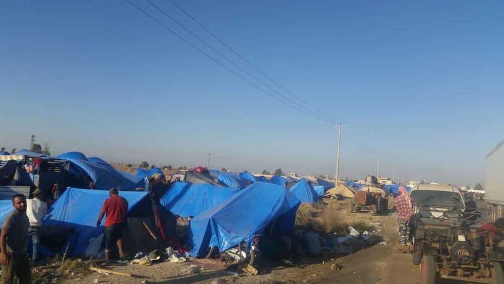 Συρία: Περισσότεροι από 38.000 εκτοπισμένοι μέσα σε ένα μήνα μαχών στην Ντεράα, στον νότο