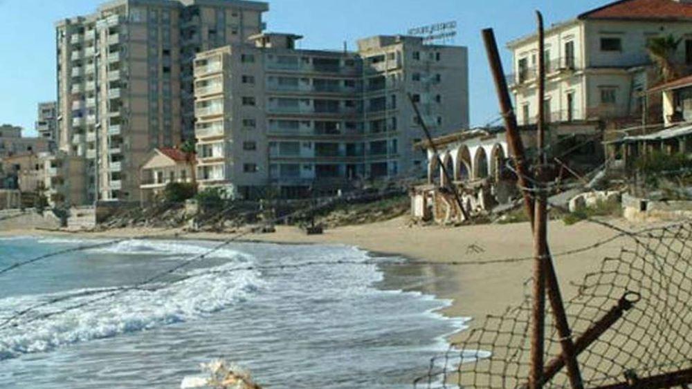 Τουρκοκύπριοι: Στόχος να ανοίξουμε τα Βαρώσια  στα τέλη του 2020