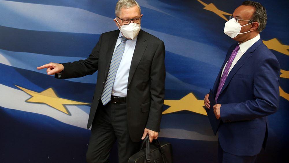 Ρέγκλινγκ:Βιώσιμο το ελληνικό χρέος - Πρέπει να αυξηθεί μακροπρόθεσμα ο ρυθμός ανάπτυξης