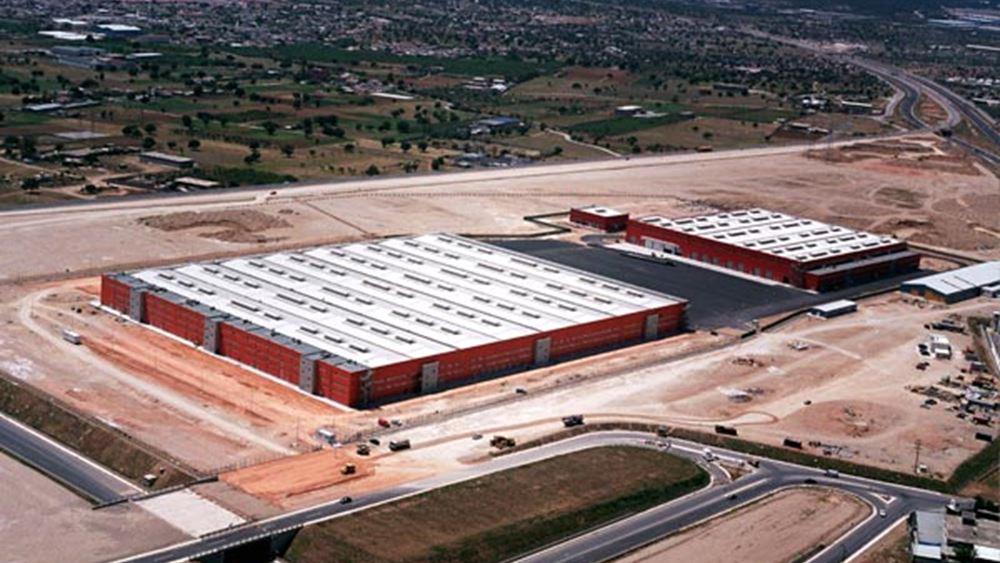 Τα κοινοτικά κονδύλια για το logistics center Θριασίου απαιτεί η Ε.Ε.