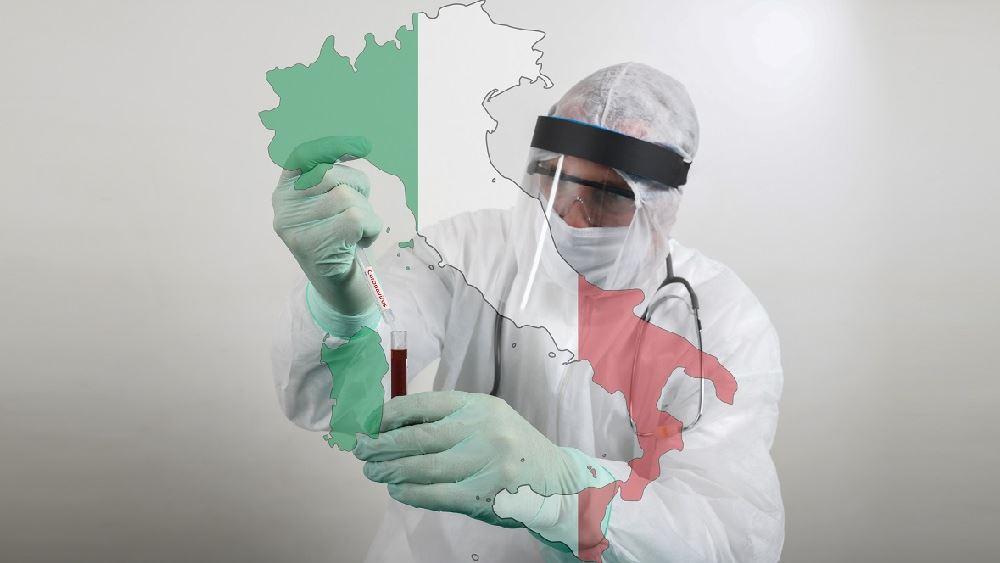 Ιταλία: 7.162 νέα κρούσματα και 69 θάνατοι το τελευταίο 24ωρο