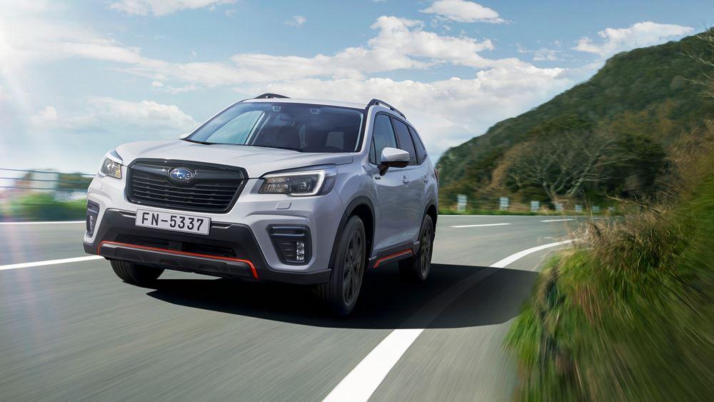 Νέα έκδοση για το Subaru Forester e-Boxer