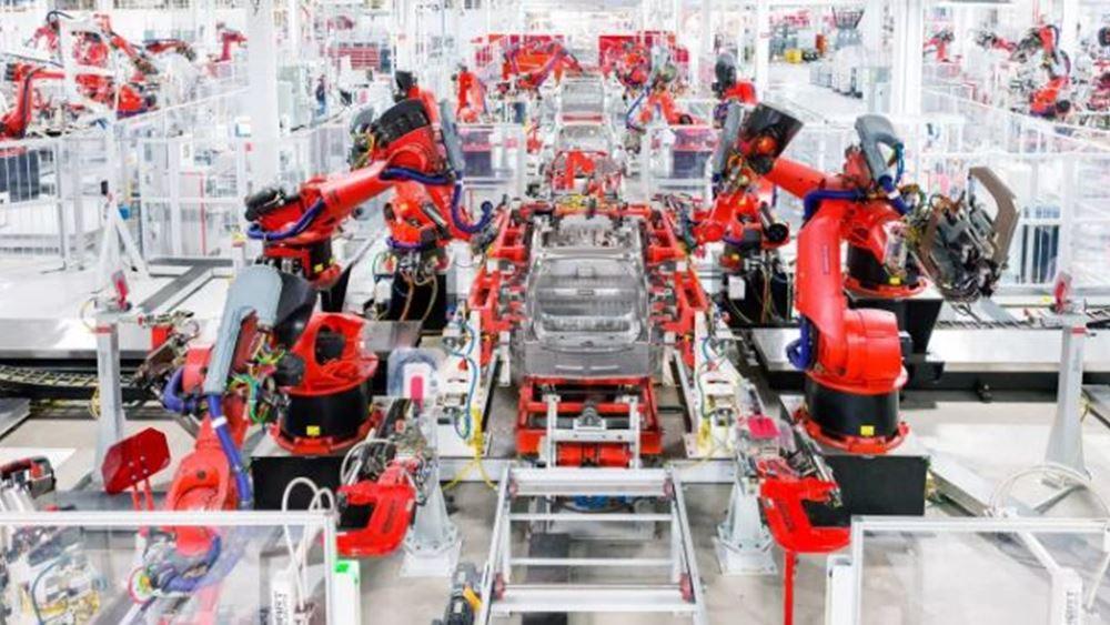 """Νέα έκδοση του Model 3 με μεγαλύτερη αυτονομία μπαταρίας """"βγάζει"""" η Tesla στην κινεζική αγορά"""