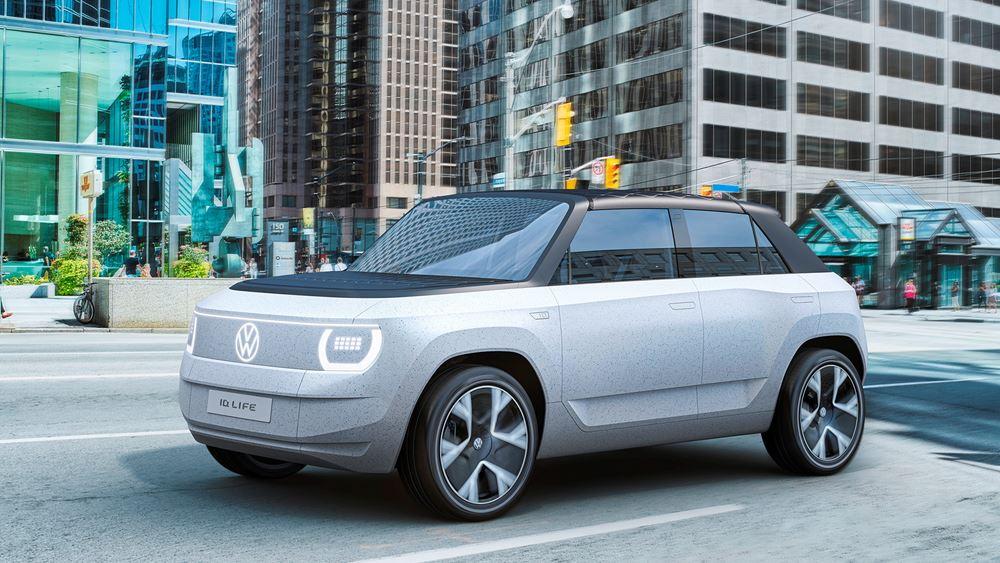 Πρεμιέρα για το Volkswagen ID. Life Concept