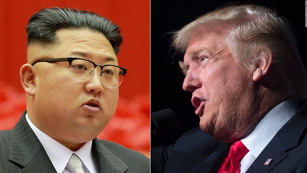 """Ο Κιμ Γιονγκ Ουν έστειλε """"μήνυμα συμφιλίωσης"""" στον Ντόναλντ Τραμπ"""