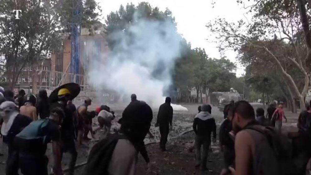 Τι συμβαίνει στη Χιλή: Το μοντέλο Πινοσέτ και οι διαδηλώσεις