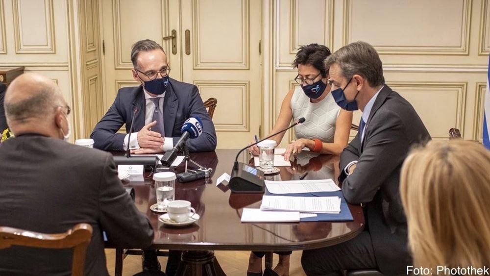 Χάικο Μάας: Χρειαζόμαστε απευθείας συνομιλίες παρά την πρόκληση από την Τουρκία