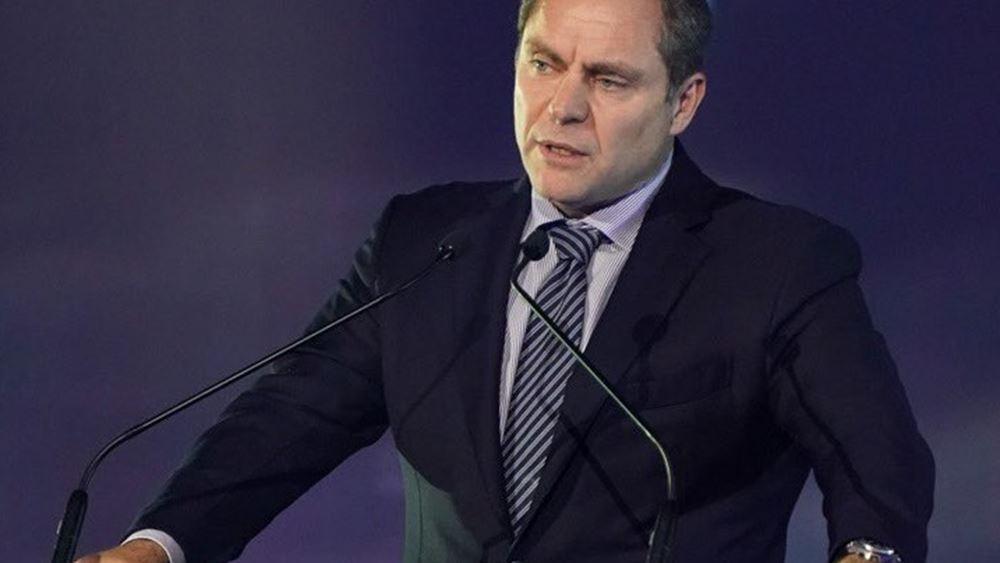 Ευτύχης Βασιλάκης: Απαραίτητη η κρατική στήριξη της Aegean
