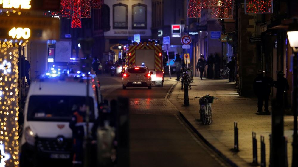 """Στρασβούργο: Ο ύποπτος για την επίθεση φώναξε """"Αλλάχ Ακμπάρ"""""""