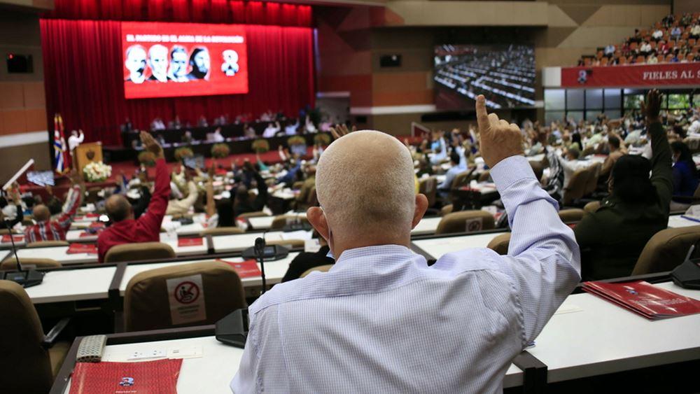 Τέλος εποχής για τους Κάστρο στην Κούβα: Ο Μιγκέλ Ντίας-Κανέλ νέος γραμματέας του Κομμουνιστικού Κόμματος