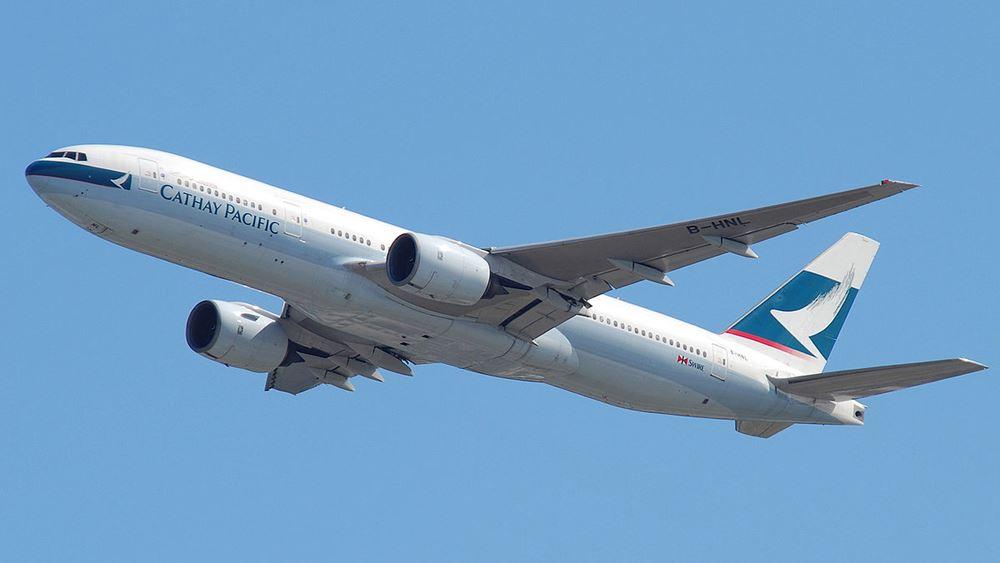 Boeing: Θετικό το ισοζύγιο παραγγελιών - ακυρώσεων για δεύτερο διαδοχικό μήνα