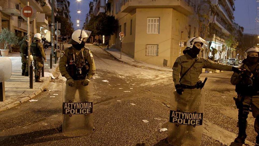 Στο υλικό της αστυνομίας βασίστηκε η ποινική δίωξη των συλληφθέντων στο Κουκάκι
