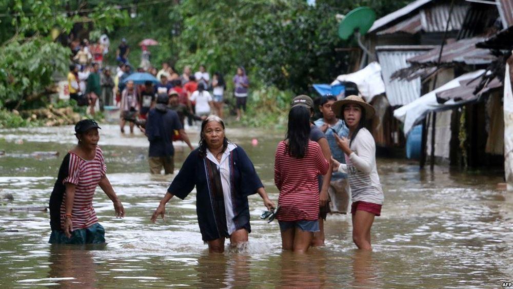 Φιλιππίνες: Στο έλεος της τροπικής καταιγίδας Τεμπίν το νότιο τμήμα της χώρας
