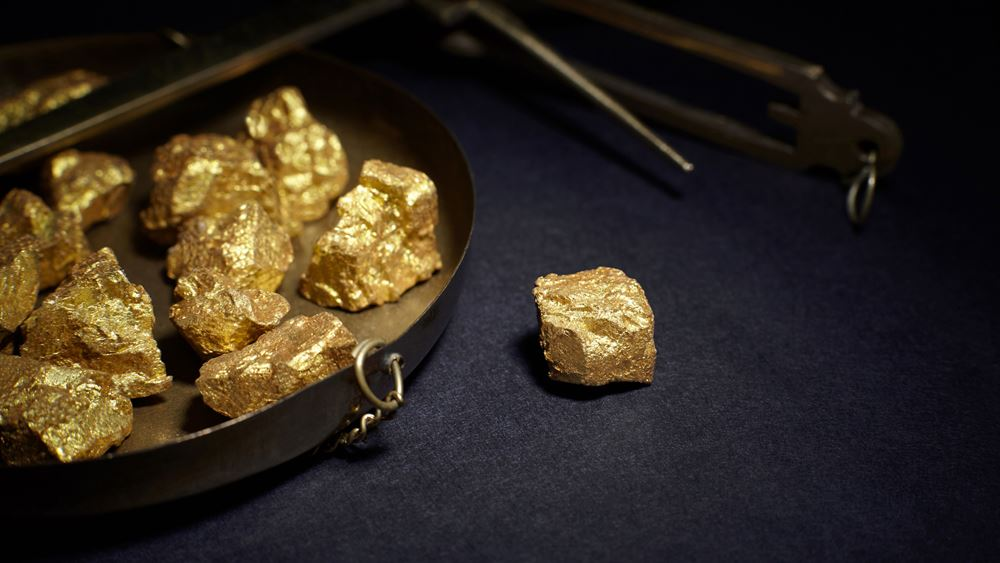 χρυσός τρέλα άνοδος τιμή ράλι